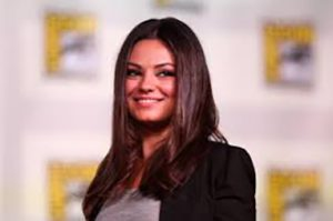MILA KUNIS weight in 2020