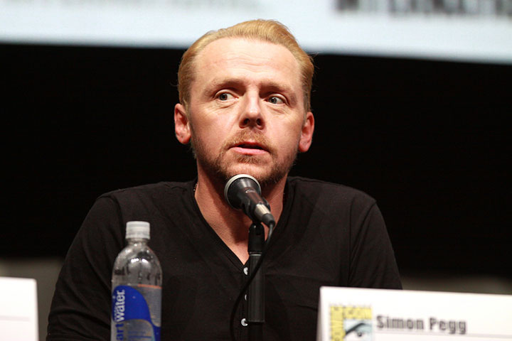 SIMON PEGG age in 2020