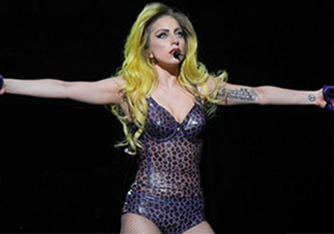 Lady Gaga Body Measurements Bra Size Height Weight and Age