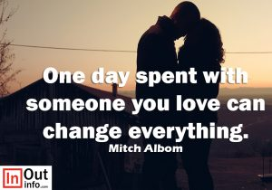 """love can change everything."""""""